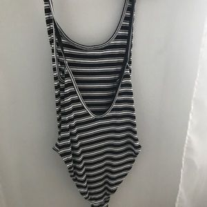Urban Outfitters Tops - UO Striped Bodysuit